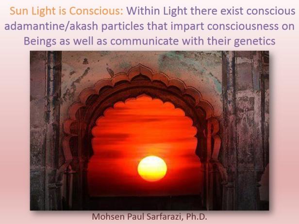 Divine Light 3 - consciousness